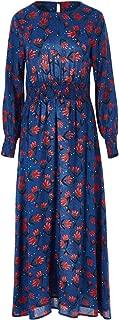 That Bird Label Womens Maxi Dresses Loretta Fit and Flare Dress Floradance