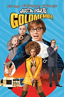 MCPosters Austin Powers Goldmember Who Shagged Me GLOSSY FINISH Movie Poster - MCP117 (24