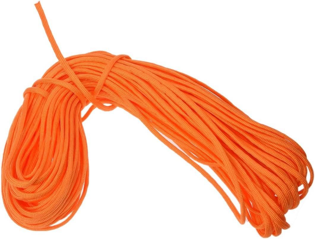 Adanse 100ft 7 Strand 550 Bushcraft Paracord Survival In a popularity Parachute Fees free