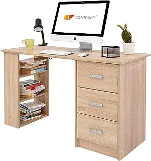 Amazon.es: Escritorio En Cerezo - Escritorios y mesas para ...