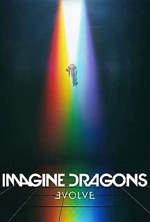 bribase shop Imagine Dragons Star Poster 36 inch x 24 inch