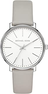 Michael Kors Pyper Three-Hand Stainless Steel Watch