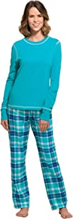 Womens Flannel Pajamas Soft - Ladies Flannel Pajamas