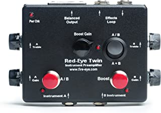 Fire-Eye Red-Eye Twin