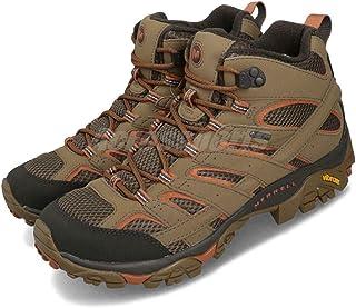 حذاء رجالي Merrell Moab مقاس 2 Mid Gore-Tex بني كاكي مقاس 7. 5