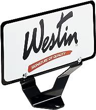 Westin 32-0055 License Plate Relocator for Bull Bar