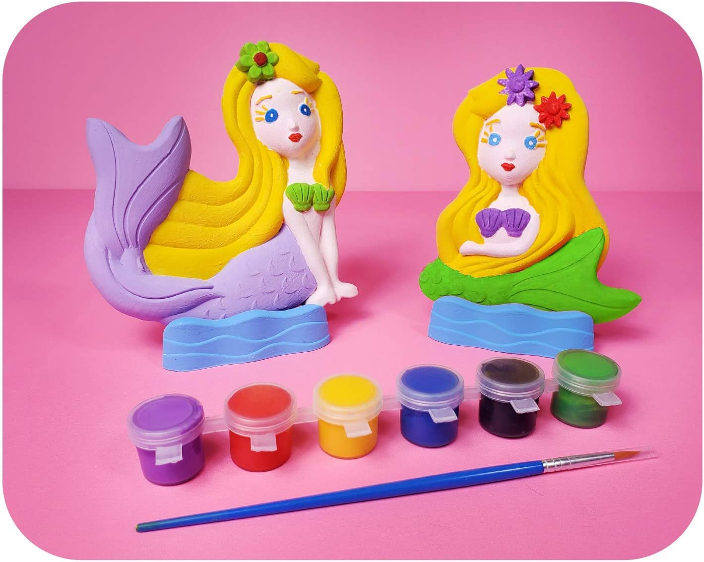 Perfect Craft Magical Unicorns Cast /& Paint Kit with Perfect Cast Casting Material