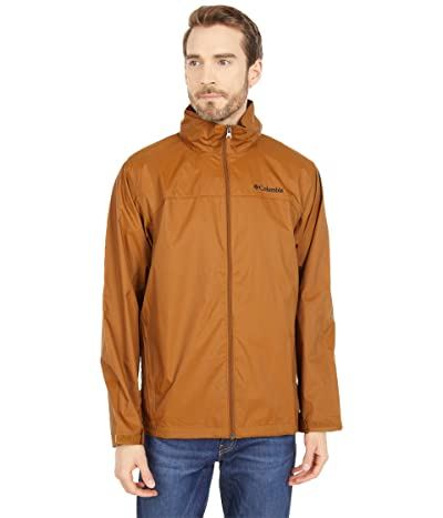 Columbia Glennaker Lake Rain Jacket (Walnut) Men