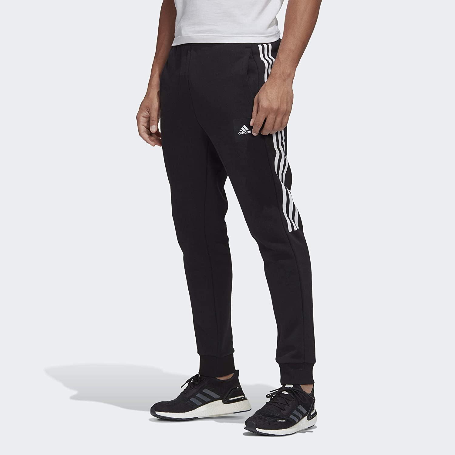 adidas Mens Must At the price of surprise Haves OFFicial site Fleece Pant Cuffed