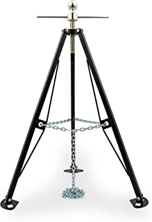 Eaz-Lift 48850 Heavy Duty Gooseneck Stabilizer-Reduces Movement on Trailer or 5th Wheel, Anti Rust Steel Construction-7500 lb Weight Capacity