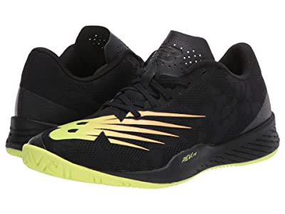 New Balance 896v3 (Black/Lemon Slush) Men