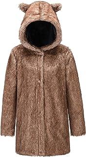 معطف رياضي نسائي كبير الحجم سميك متوسط الطول دافئ للشتاء الخارجي