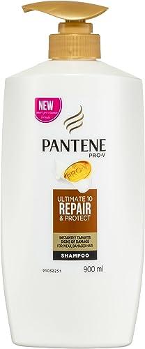 Pantene Pro V Ultimate 10 Repair and Protect Shampoo, 900 mL