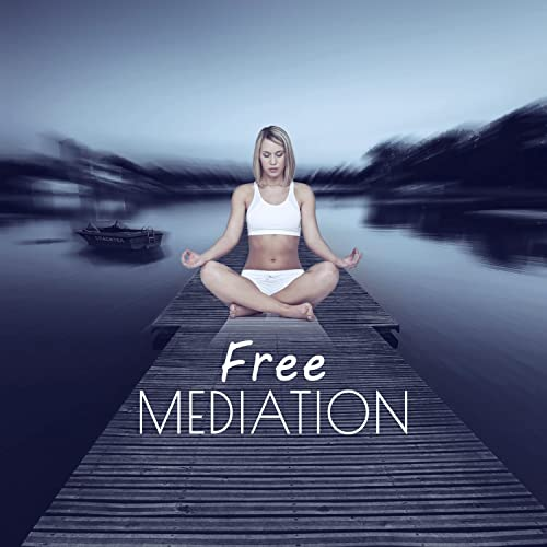 Free Meditation Yoga Poses Mediation Stress Relief Calm Sound To Free Your Mind By Personal Meditation On Amazon Music Amazon Com