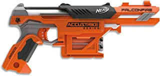 NERF Elite - Accustrike Falconfire Blaster - inc 6 Official Darts - Kids Toys & Outdoor Games - Ages 8+