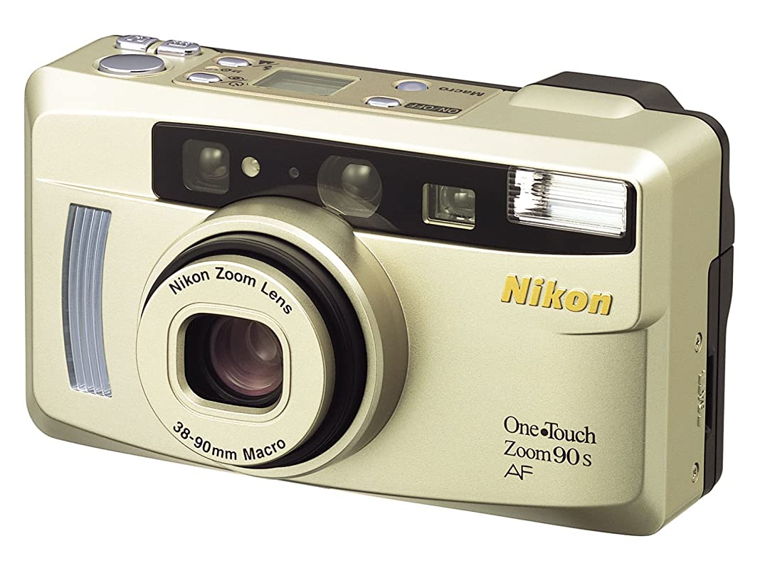 Nikon Lite Touch Zoom 110 QD 35mm camera