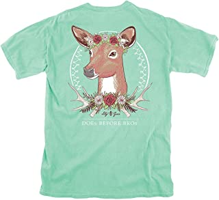 Bros - Island Reef Women's Topside Cotton T-Shirts | Sizes S, M, L, XL, XXL | Southern Inspired