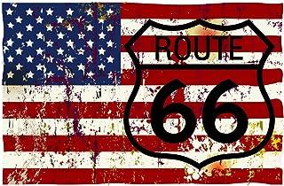 Suchergebnis Auf Für Route 66 Aufkleber Merchandiseprodukte Auto Motorrad