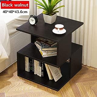 Bedroom Nightstand Living Room Sofa Side Table Tea Table Mini Removable Small Coffee Table Home Furniture