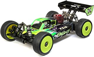 Team Losi Racing 1/8 8IGHT-X 4WD Nitro Buggy Race Kit, TLR04007