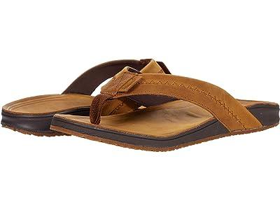 Billabong Brunswick Leather Thong