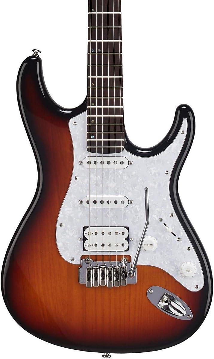 Mitchell TD400 Double excellence Cutaway Electric Regular dealer 3-Color Guitar Sunburst W