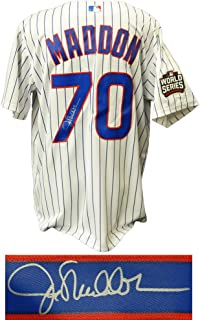 maddon cubs jersey