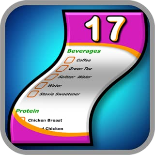 The 17x Days Diet Grocery List