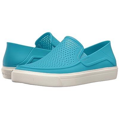 Crocs CitiLane Roka Slip-On (Electric Blue) Women