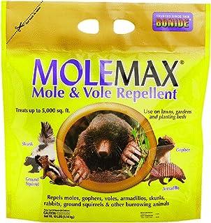 Bonide (BND692150) – Molemax Mole & Vole Burrowing Animal Repellent, Rodent..