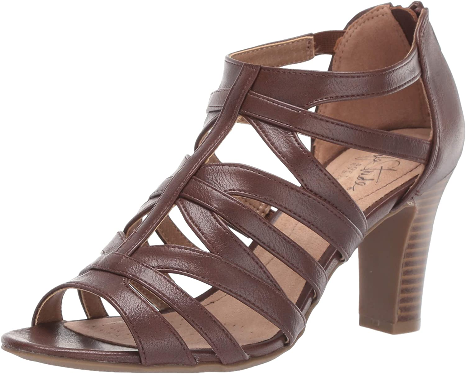 LifeStride Women's Carter Heeled Sandal