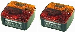 comprar comparacion leisure MART 2Luces traseras para Remolque con Cuatro Funciones, para Panel de Control de iluminación LMX1717