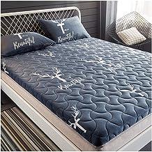 Tatami Mattress, Futon Floor Mattress Comfort Portable,Mattress Ground Floor Sleeping Pad Folding Mat Bed for Dorm Room Be...