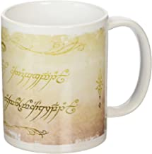 The Lord Of The Rings - Taza Ring Inscription, 320ml