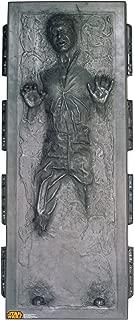 Advanced Graphics Han Solo in Carbonite Life Size Cardboard Cutout Standup - Star Wars Classics (IV - VI)