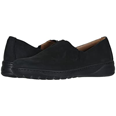 David Tate Adele (Black Nubuck) Women