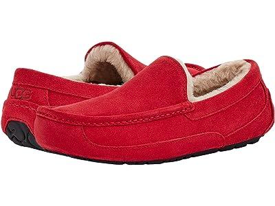 UGG Ascot (Samba Red) Men