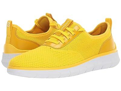 Cole Haan Generation Zerogrand Sneaker (Cyber Yellow) Men