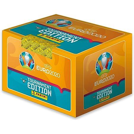 Panini France SA Stickers 2021 Tournament Edition Boite de 100 Pochettes