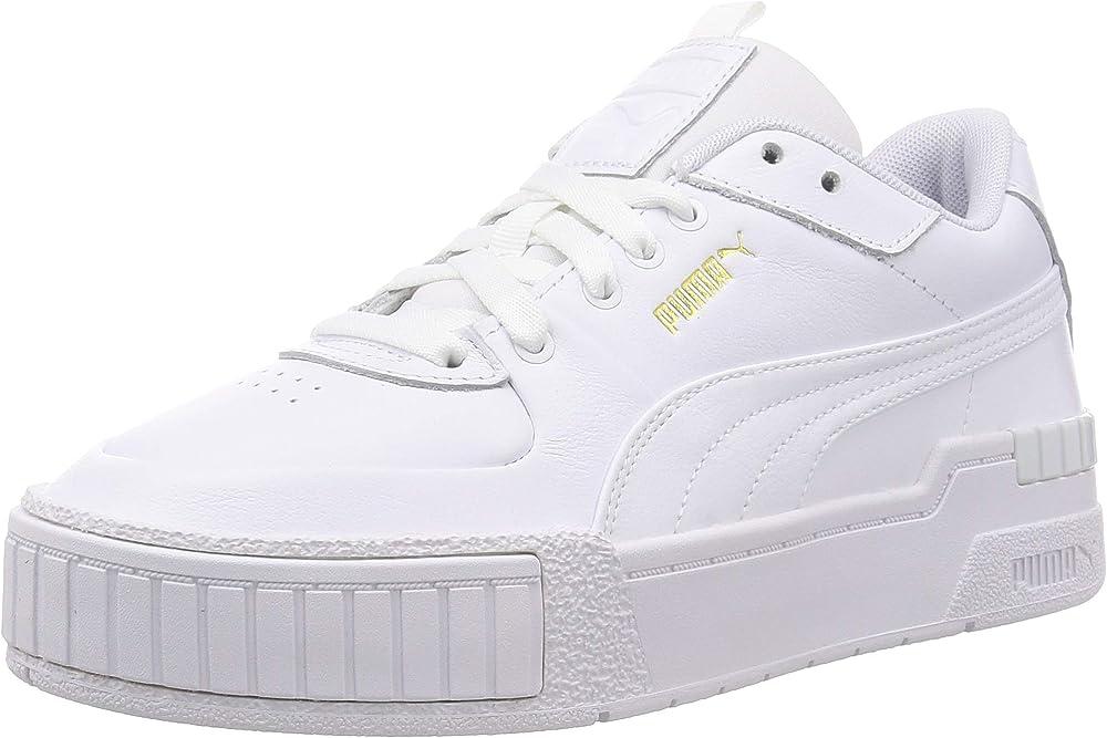 Puma cali sport wn s, scarpe da ginnastica da donna sneakers casual da donna in pelle 373871