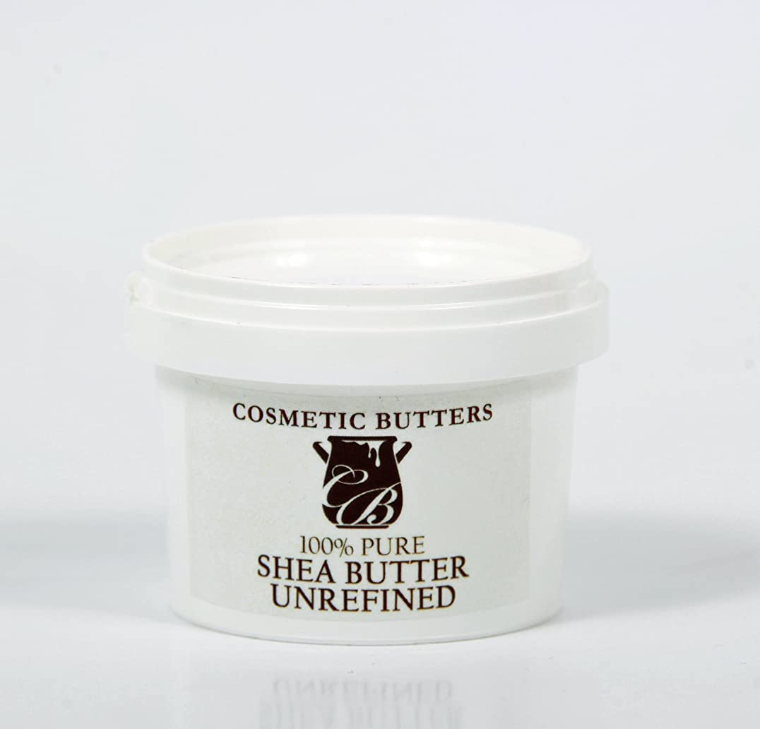 目覚める継承お嬢Shea Butter Unrefined Organic - 100% Pure and Natural - 100g