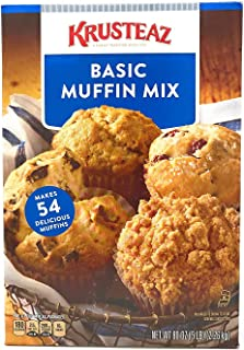 Krusteaz Basic Muffin Mix, 80 OZ (Pack of 1)