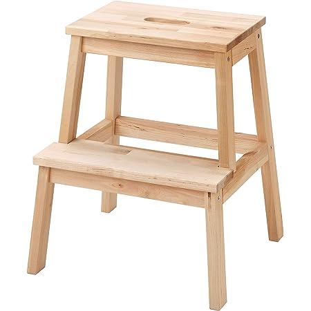 Leiter 2 Stufen Holz