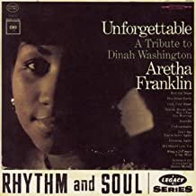 Best aretha franklin unforgettable a tribute to dinah washington songs Reviews