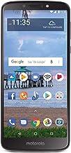 Tracfone Carrier-Locked Motorola Moto e5 4G LTE Prepaid Smartphone – Black –..