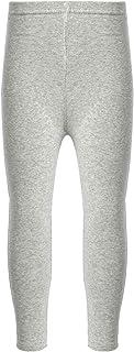 moily Little Big Girls Solid Loose Harem Pants with Stripe Side Gymnastics Dance Workout Jog Sweatpants
