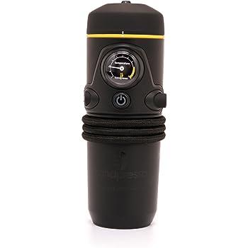 Handpresso Auto E.S.E. - Cafetera (Independiente, Negro, Sistema de cápsulas, Vaina, Café expreso, 53L): Amazon.es: Coche y moto
