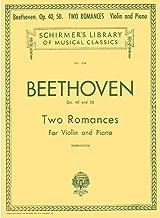 Best beethoven violin piano Reviews
