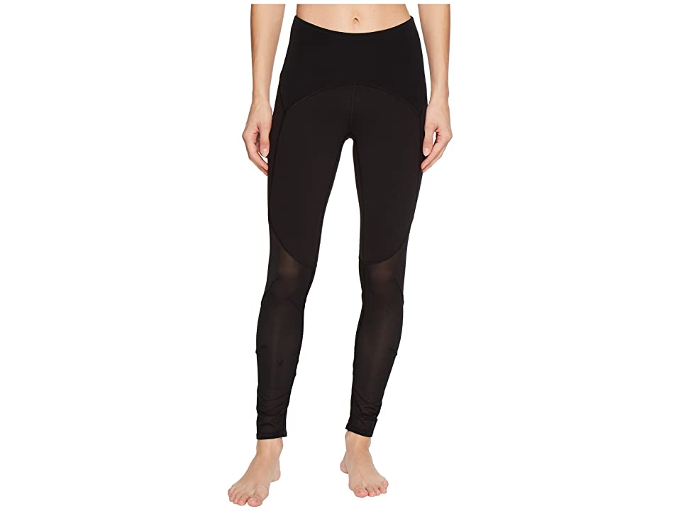The North Face Vision Mesh High Rise Tights (TNF Black) Women