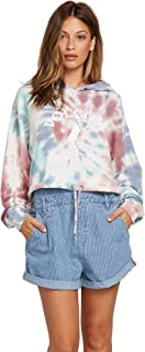 Women's Knot It Tie Dye Hooded Sweatshirt